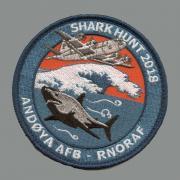 Shark hunt 2018 norvege